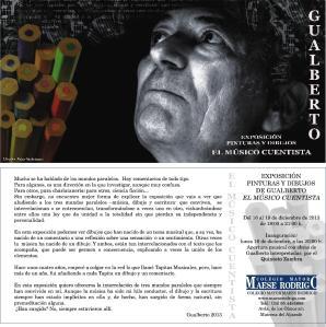 Tarjetón Gualberto